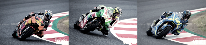 Suzuki, KTM, Aprilia y su campeonato aparte