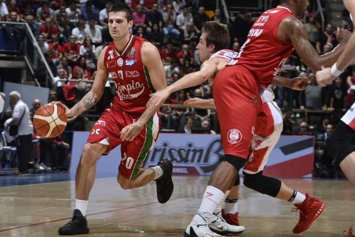 Basket Serie A, primo turno del 2017: Milano riceve Pesaro, spicca il derby tra Caserta ed Avellino