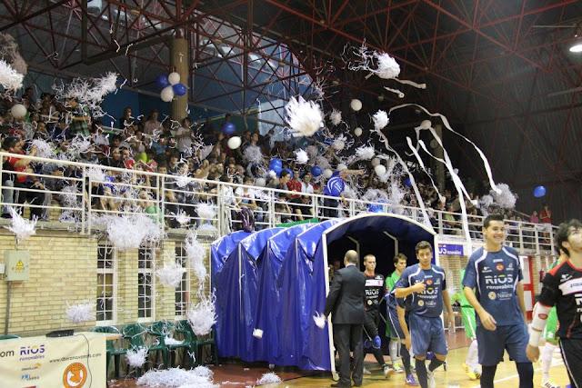 Partidos de campanillas en la pretemporada de Ríos Renovables