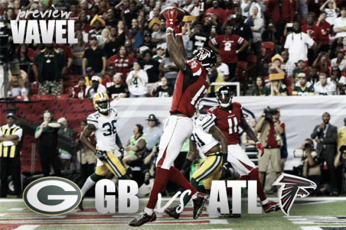 Atlanta Falcons vs Green Bay Packers Preview: Two of NFL's top offenses square off for Super Bowl Berth