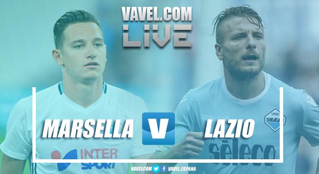 Resumen Olympique de Marsella vs Lazio en UEFA Europa League 2018 (1-3)