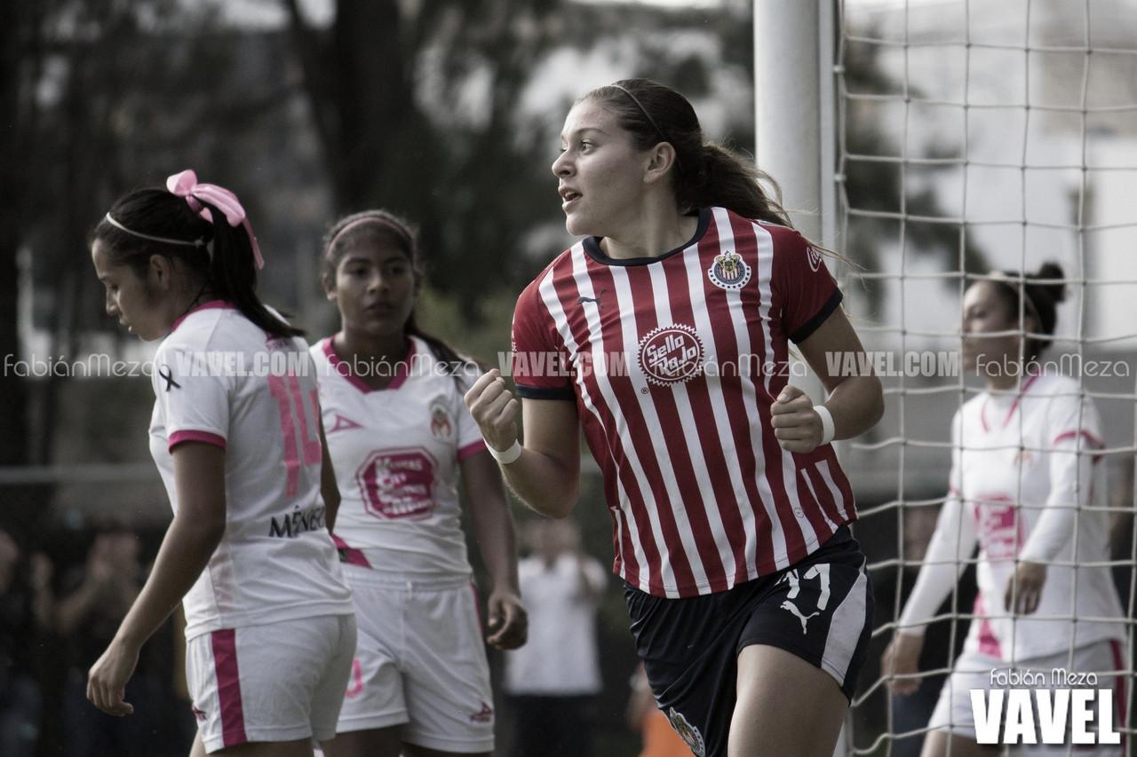 """Norma Palafox: """"Quiero ser campeona de goleo"""""""