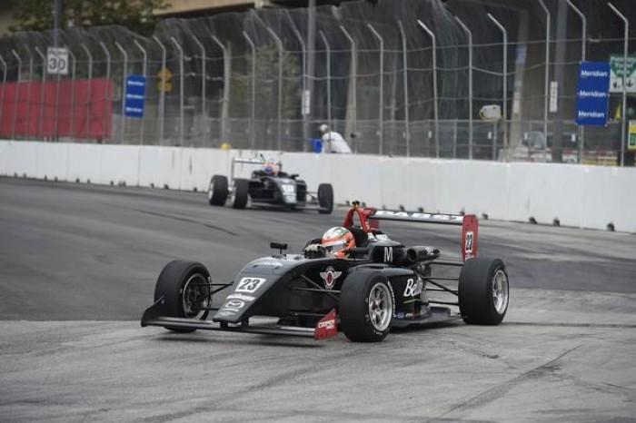 Pedro Piquet compete no Grande Prêmio de Macau de Fórmula 3