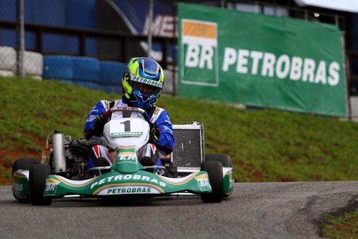 Seletiva de Kart Petrobras define primeiros finalistas em Santa Catarina