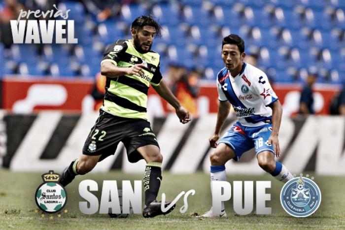 Previa Santos - Puebla: la historia no suele perdonar
