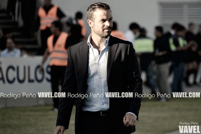 """Rafael Puente: """"Nos plantamos con valentía y con personalidad"""""""
