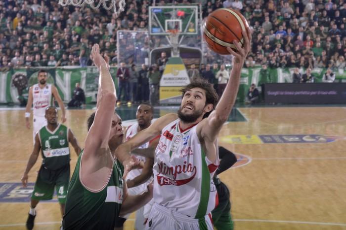 Legabasket Serie A - Avellino domina Milano e fa suo il posticipo (80-68)
