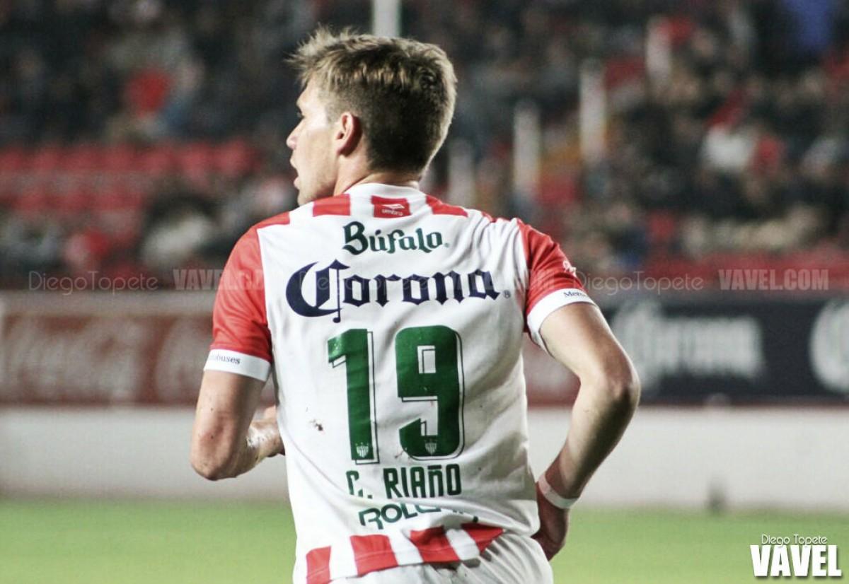 Claudio Riaño está de regreso