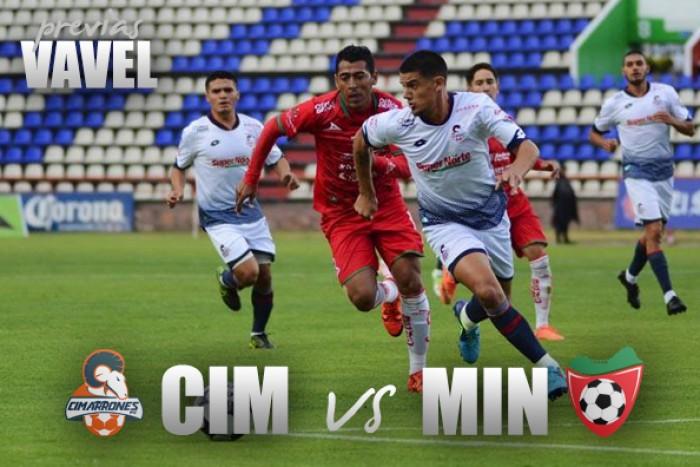 Previa Cimarrones - Mineros: duelo por la primera victoria del torneo