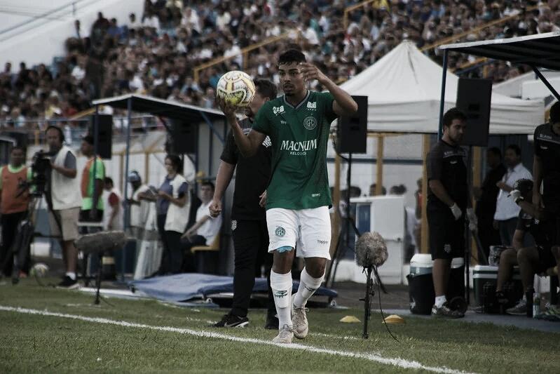 Destaque na base, Lucas Ferron deixa Guarani por falta de espaço na equipe