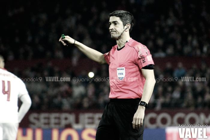 El informe: Undiano Mallenco, árbitro del Real Madrid - Espanyol