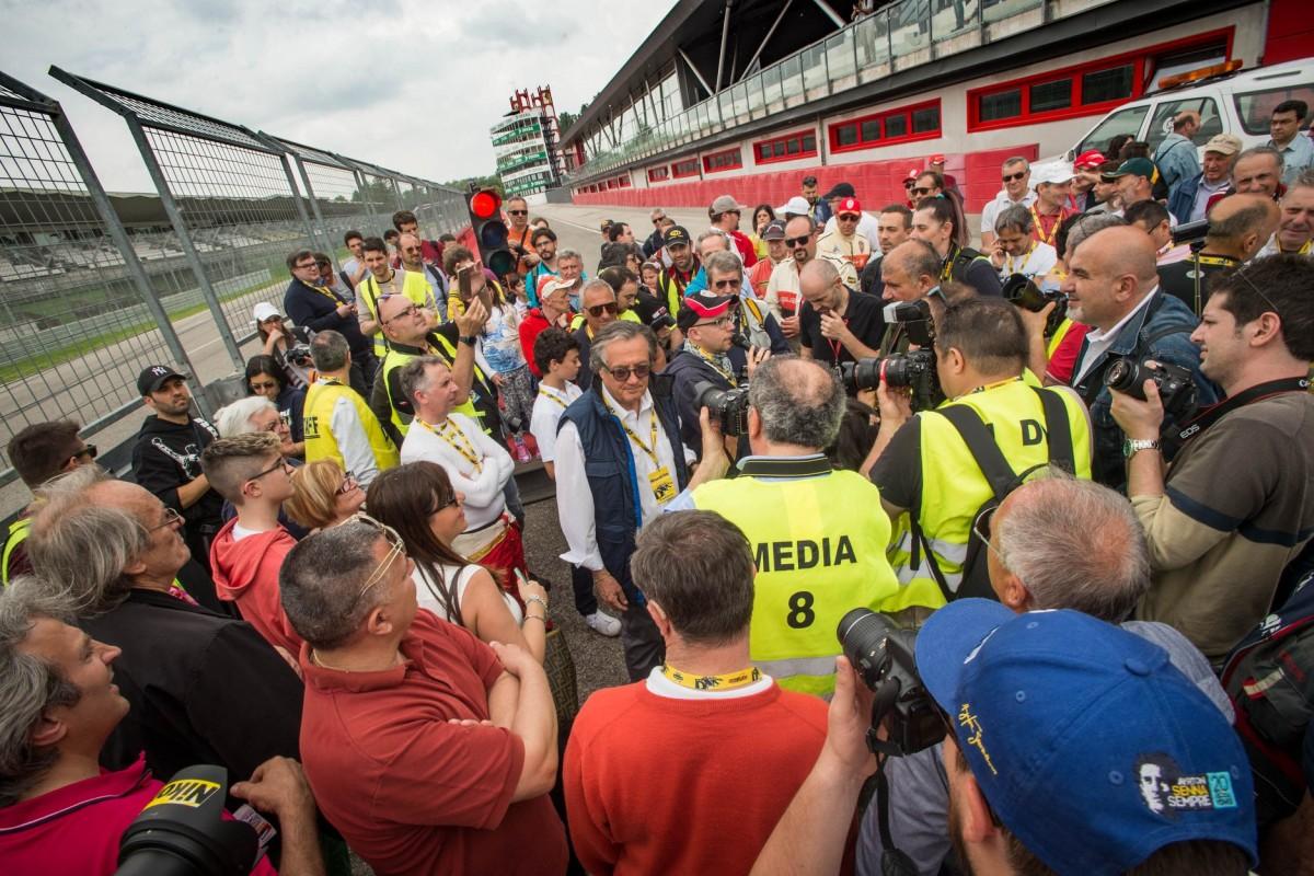 """HMD 2018 - Il padrone di casa, Giancarlo Minardi: """"Spero di fare una quarta edizione per Ayrton"""""""