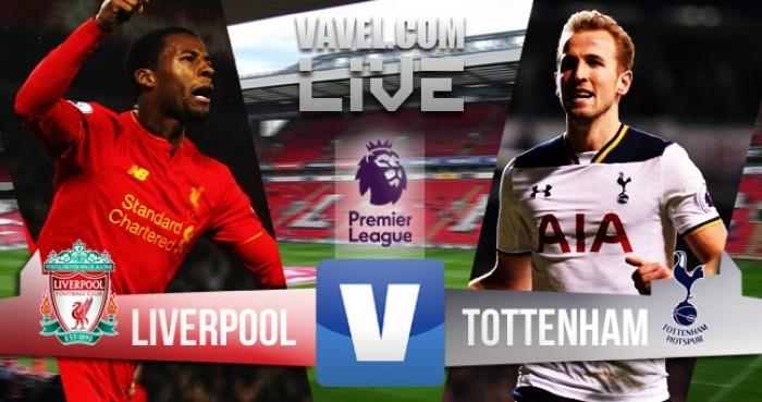Liverpool-Tottenham in Premier League 2016/17 (2-0), Mané piega gli Spurs!
