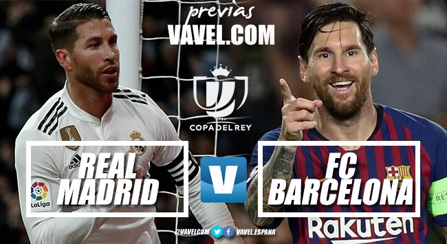 Previa Real Madrid - FC Barcelona: un Clásico a cara o cruz