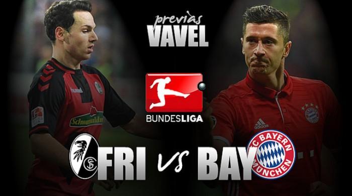 No retorno da Bundesliga, líder Bayern vai até a Floresta Negra enfrentar Freiburg