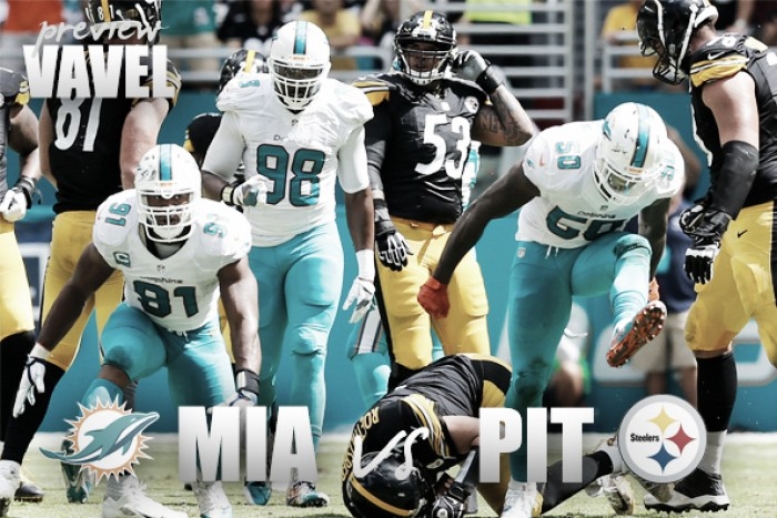 Miami Dolphins vs Pittsburgh Steelers: Two in-form AFC teams clash at Heinz Field