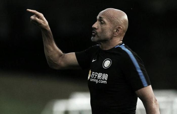 """Luciano Spalletti: """"¿Firmaría el segundo lugar?, es bueno pero todavía hay mucho por hacer"""""""
