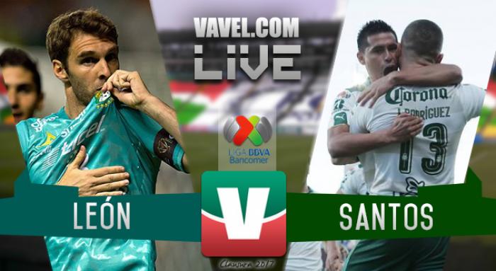 Santos deja ir la victoria en el Nou Camp