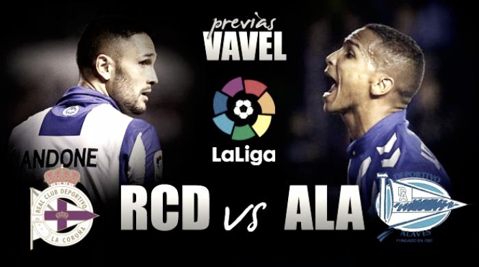 Previa Deportivo - Alavés: puntos que valen oro