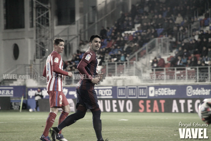 """Mauro Dos Santos: """"Será importante ganar en Sevilla"""""""