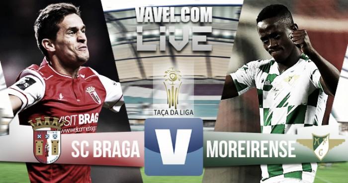 Moreirense campeón Taça da Liga 2017, logro histórico. Se convirtió en realidad el sueño