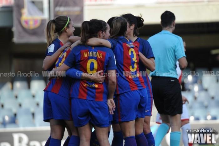 Liga Iberdrola week 3 review: Top three remain unchanged