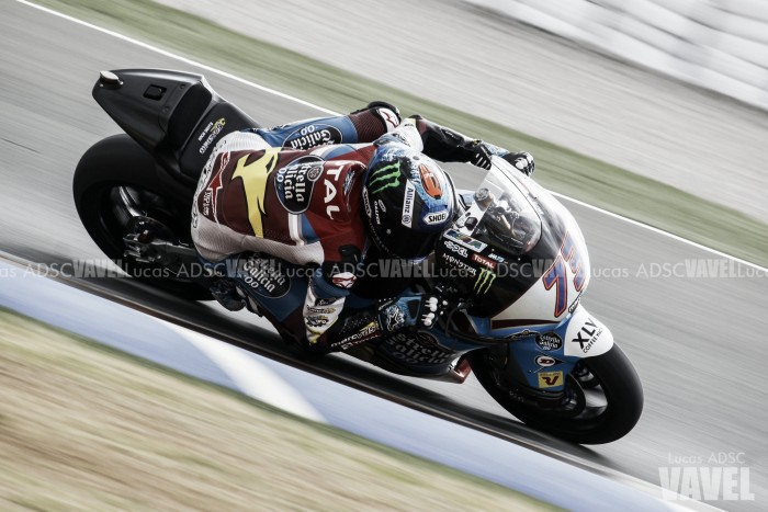 Álex Márquez domina en Jerez