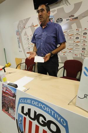"""Mouriz: """"Queremos dar una explicación a la salida de Diego Rivas"""""""