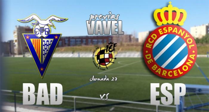 CF Badalona - RCD Espanyol B: mucho más que un partido