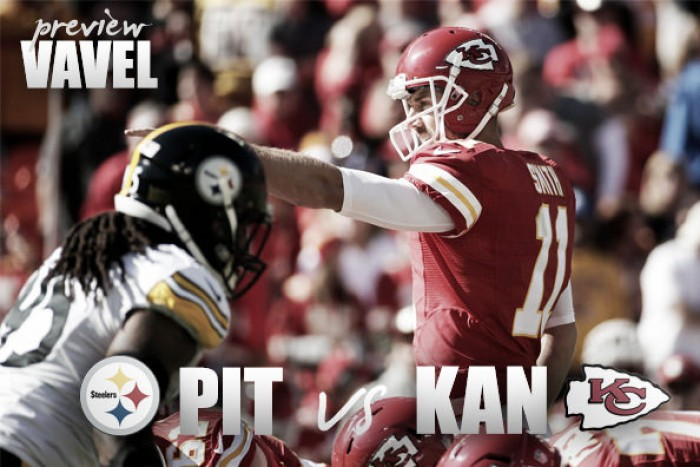 Pittsburgh Steelers vs Kansas City Chiefs: Chiefs and Steelers battle for AFC Championship spot