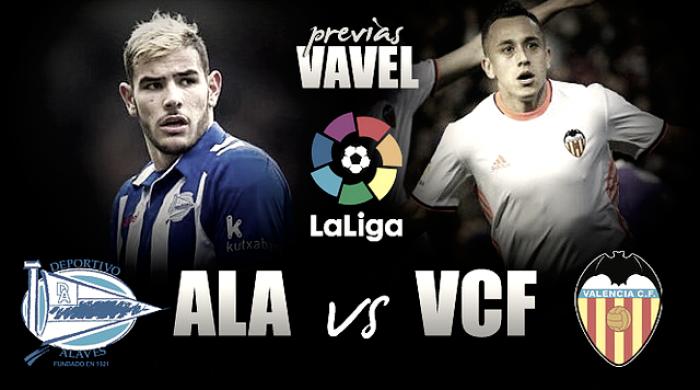 Previa Alavés - Valencia: a medir la credibilidad ché