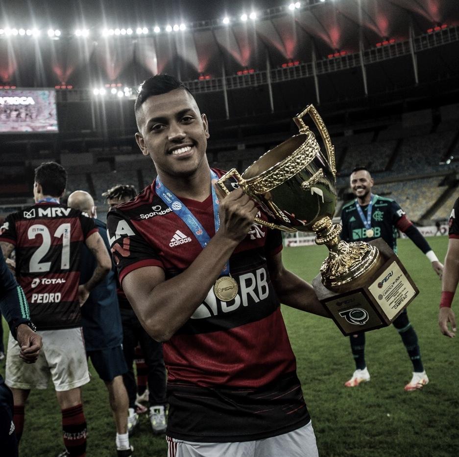 Martelo batido: Flamengo não manterá Pedro Rocha no elenco em 2021