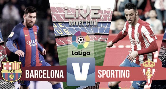 Barcelona vs Sporting de Gijón en vivo y en direct ...