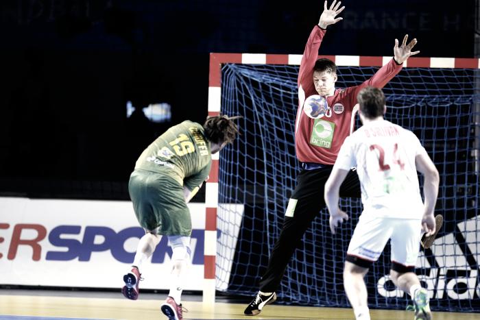 Brasil não consegue repetir boas atuações e perde para Noruega no Mundial de Handebol Masculino