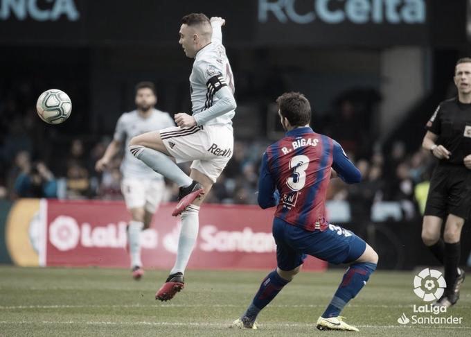 SD Eibar vs. RC Celta de Vigo: horario y dónde ver el partido
