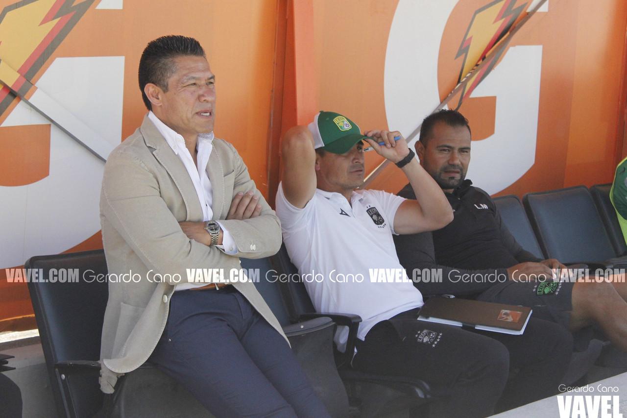 Ignacio Ambriz y su fortaleza como local