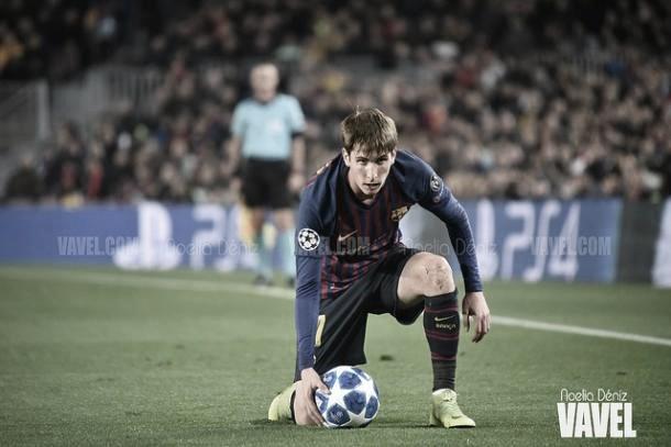 Empate de la Sub-19 con gol del azulgrana Miranda