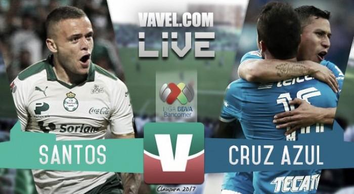 Cruz Azul empata a dos en un juego apasionante juego en Torreón