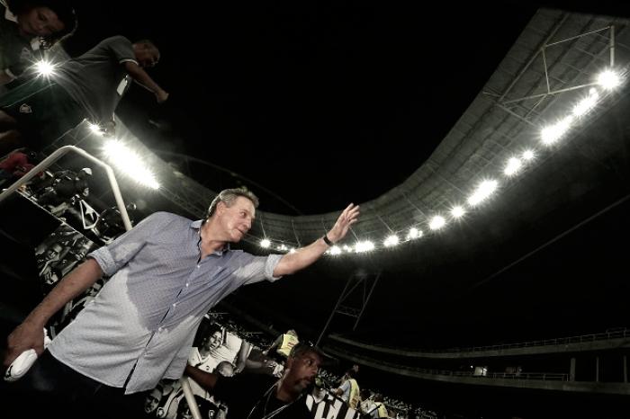 """Abel Braga veta Scarpa demonstra expectativa para Fla-Flu da final: """"Será um grande jogo"""""""
