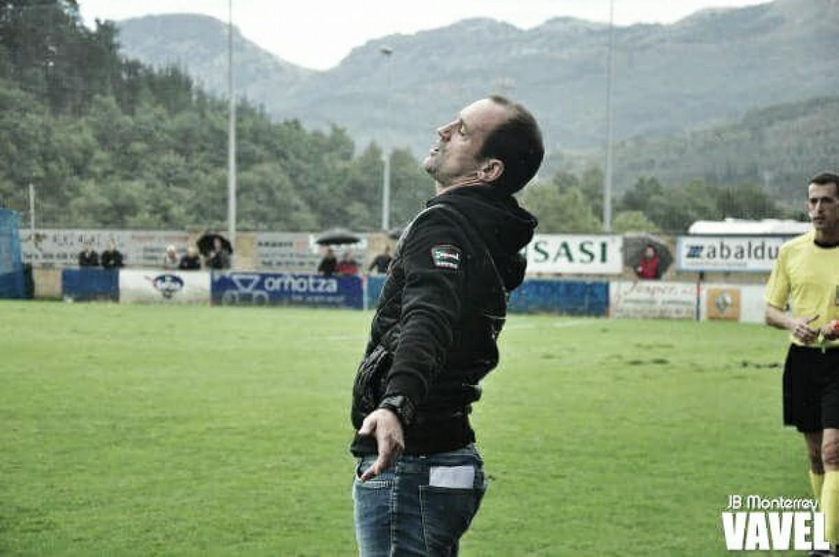Joseba Etxeberria y su Tenerife saben a lo que juegan