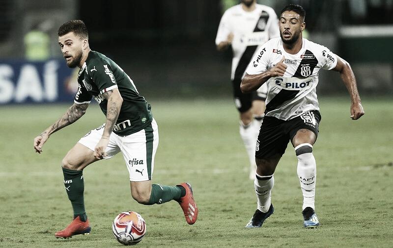 Gol e melhores momentos para Ponte Preta 0x1 Palmeiras pelo Campeonato Paulista 2020