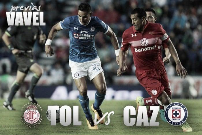 Previa Toluca - Cruz Azul: de la cúspide al sótano
