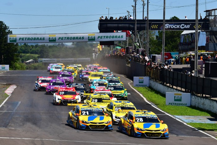 Stock Car aumenta potência dos motores para Goiânia