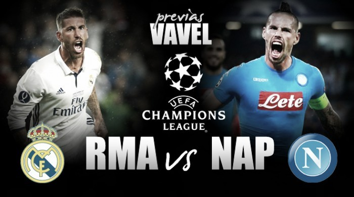 Real Madrid - Napoli, le ultime