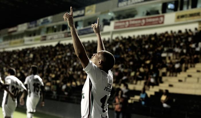 Wellington brilha e se torna segundo jogador com mais participações em gols do Flu