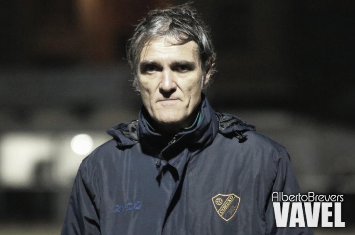 Jacobo Montes toma el relevo de Rafa Sáez al frente del Coruxo FC