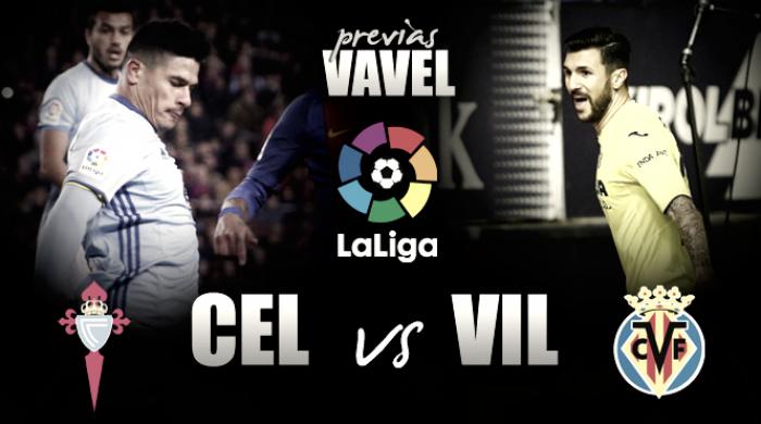 Previa Celta de Vigo - Villarreal CF: Prueba de alto nivel para los suplentes