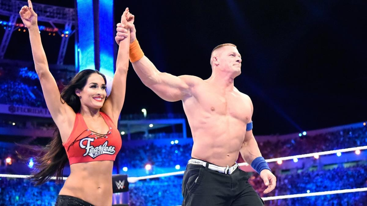 John Cena And Nikki Bella End 6-Year Relationship