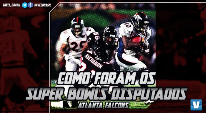 Super Bowl LI:participação do Atlanta Falcons em finais da NFL