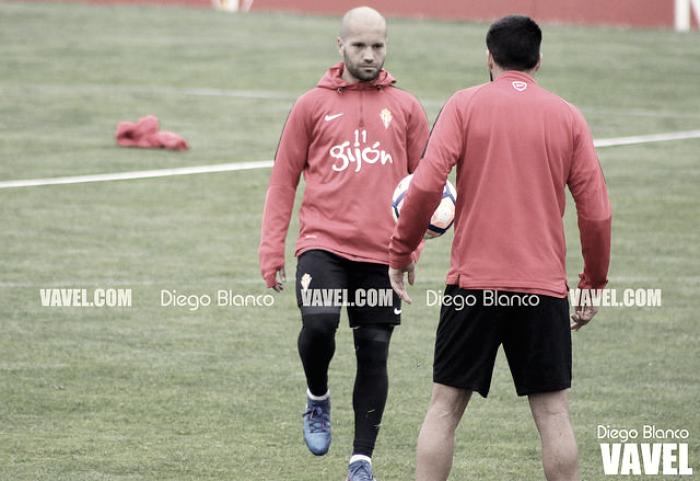 Plan semanal para el Lorca-Sporting
